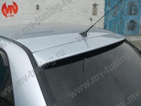 АБС-пластик Козырек на заднее стекло Lancer IX